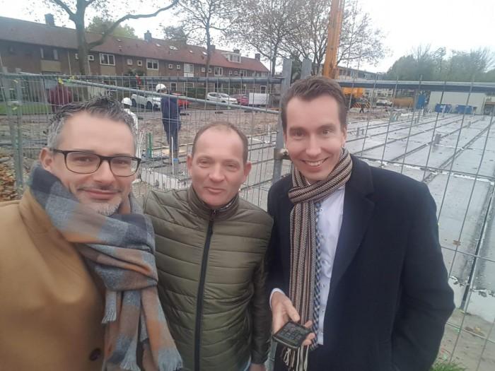 Interview De Langen en van den Berg & Stepforward